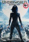 Underworld Quadrilogy (4 Dvd)