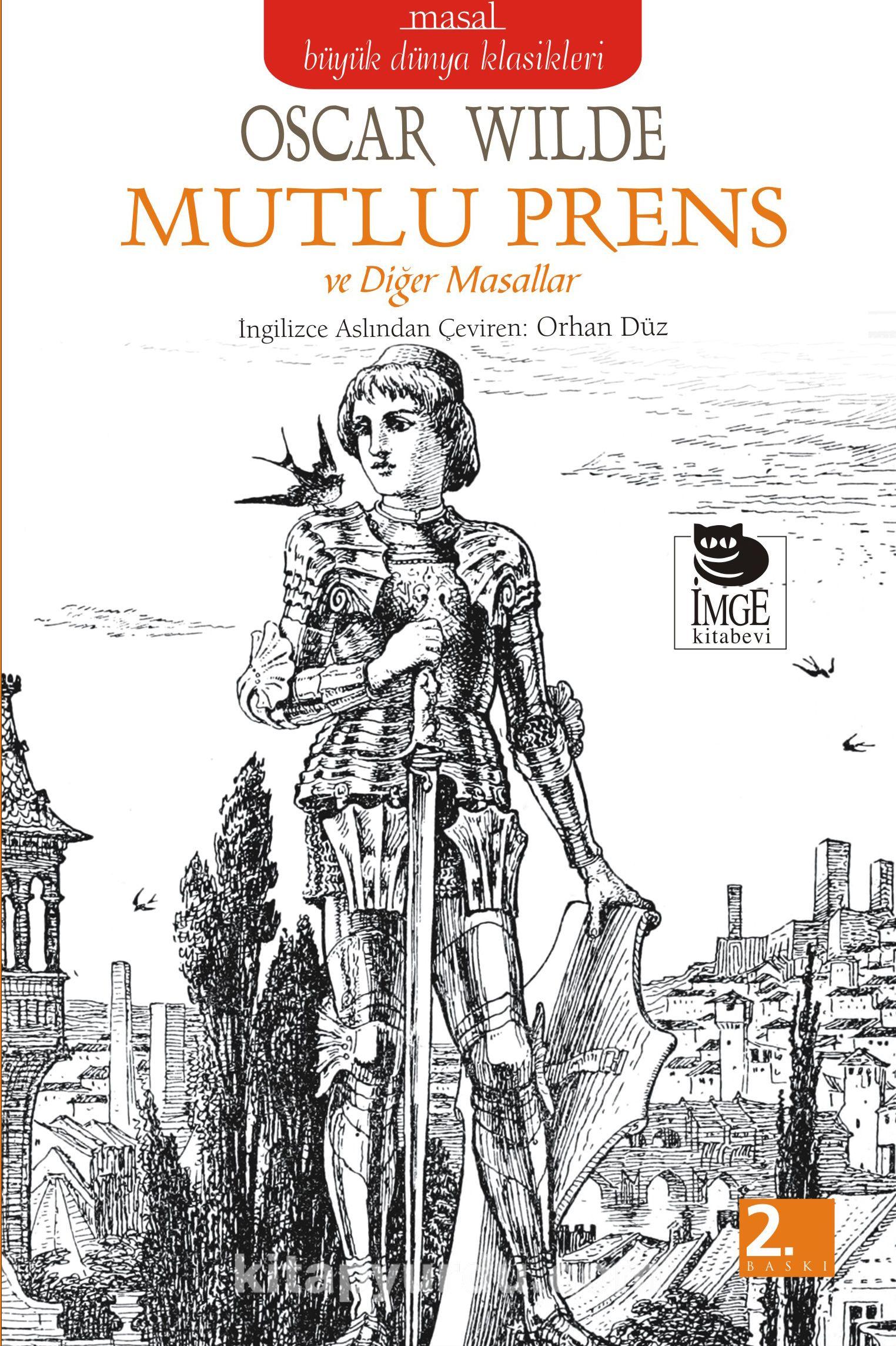 Mutlu Prens ve Diğer Masallar - Oscar Wilde pdf epub