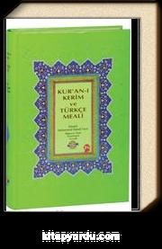 Kur'an-ı Kerim Bilgisayar Hatlı Arapça Türkçe Okunuşu ve Meali  (Üçlü Meal-Cami  Boy)