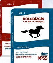 2016 KPSS ÖABT Doludizgin Türk Dili ve Edebiyatı (2 Cilt Takım)
