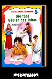 den islam malend lernen 3 die f nf s ulen des islam boyamal slam n artlar m r ide uysal. Black Bedroom Furniture Sets. Home Design Ideas