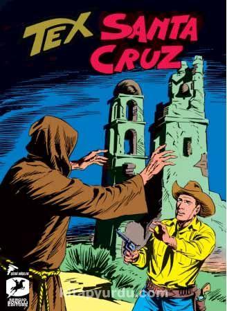 Tex Klasik Seri 24 / Santa Cruz - Kiralık Katiller