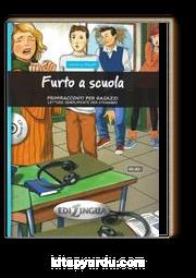 Furto a scuola +CD (A1/A1+) Primiracconti per ragazzi