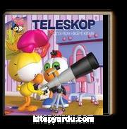 Limon ile Zeytin / Teleskop  (Çizgi Film Hikaye Kitabı)