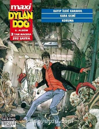 Maxi Dylan Dog Maxi Albüm 6