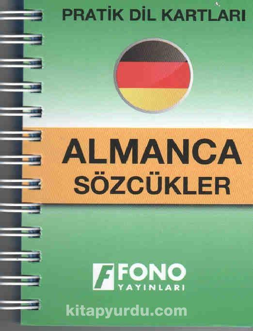 Pratik Dil Kartları -Almanca Sözcükler