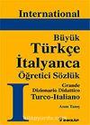 Büyük Türkçe-İtalyanca Öğretici Sözlük