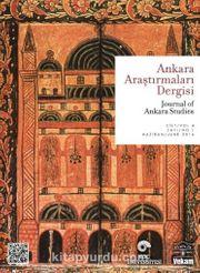 Ankara Araştırmaları Dergisi C.4 S.1