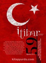 İtibar Aylık Edebiyat ve Fikriyat Dergisi Sayı 59