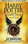 Harry Potter and the Cursed Child - Parts I & II Special Rehearsal Edition The Official Script Bo