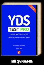 YDS Test Pro Detaylı Açıklamalı Yepyeni Testler