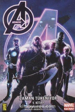 Avengers Zaman Tükeniyor 1 - Stan Lee pdf epub