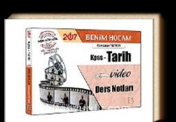 2017 KPSS Tarih Video Ders Notları