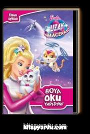 Barbie uzay Macerası - Boya Oku Yapıştır
