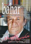 Berfin Bahar  Aylık Kültür Sanat ve Edebiyat Dergisi Ağustos 2016 Sayı: 222