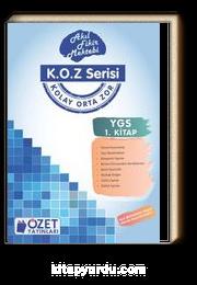 K.O.Z Serisi YGS Matematik 1