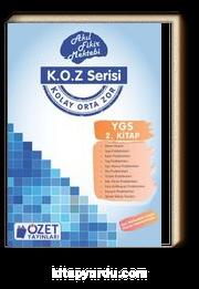 K.O.Z Serisi YGS Matematik 2