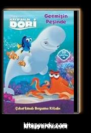 Disney Kayıp Balık Dori Çıkartmalı Boyama Kitabı - Geçmişin Peşinde
