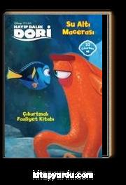 Disney Kayıp Balık Dori Çıkartmalı Faaliyet Kitabı - Su Altı Macerası