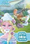 Disney Karlar Ülkesi Sevimli Ren Geyiği Boya Oku Yapıştır