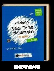 YGS Kafa Dengi Temel Matematik En Baştan Soru Bankası 3. Kitap