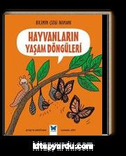 Hayvanların Yaşam Döngüleri / Bilimin Çizgi Romanı