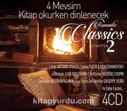 4 Mevsim Kitap Okurken Dinlenecek Romantic Classics 2 (4 Cd)