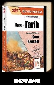 2017 KPSS Tarih Tamamı Çözümlü Soru Bankası