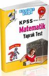 KPSS Matematik Yaprak Test
