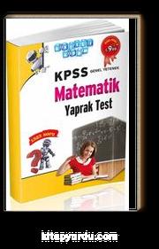 2016 KPSS Matematik Yaprak Test