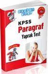 2016 KPSS Paragraf Yaprak Test