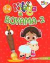 Niloya ile Boyama 2 / Hayvan Dostlarım