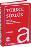 Türkçe Sözlük A'dan Z'ye TDK Uyumlu