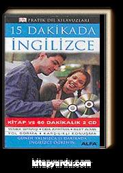 15 Dakikada İngilizce (2 Cd+Kitap)