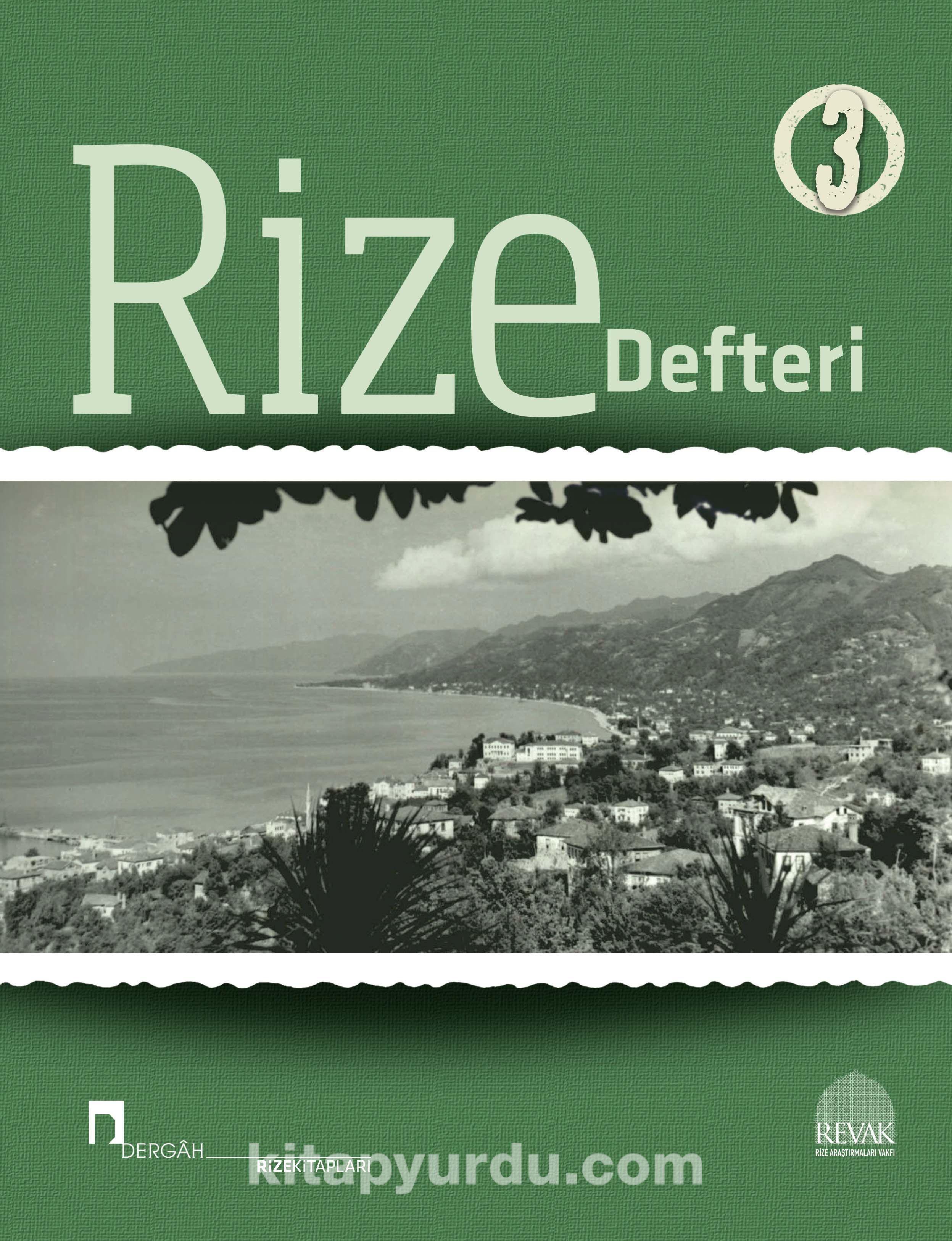 Rize Defteri 3 - Kollektif pdf epub