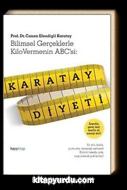 Karatay Diyeti & Bilimsel Gerçeklerle Kilo Vermenin ABC'si