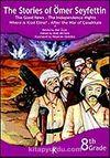 8. Sınıf The Stories of Ömer Seyfettin İngilizce Set (2 kitap + CD hediyeli)