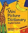 Milet Mini Picture Dictionary - English-Turkish