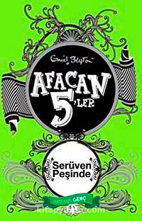 Afacan 5'ler Serüven Peşinde -2. Kitap - Enid Blyton pdf epub