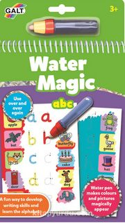 Water Magic Sihirli Kitaplar ABC 3 Yaş+