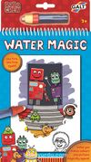 Water Magic Sihirli Kitaplar Robotlar (3 Yaş+)