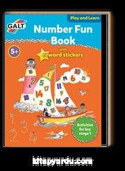 Number Fun / Eğlenceli Sayılar (5 Yaş+)