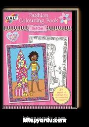 Fashion Colouring Book / Moda Dünyası Boyama Kitabı (6 Yaş+)