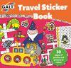 Travel Sticker Book / Seyahat Çıkartma Kitabı (6 Yaş+)