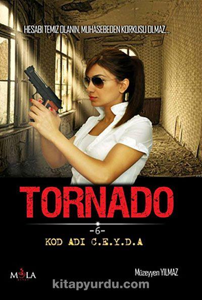 Tornado - Müzeyyen Yılmaz pdf epub