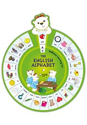 Redhouse Learning Set: The English Alphabet