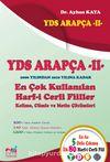 YDS Arapça 2 & En Çok Kullanılan Harf-i Cerli Fiiller Kelime, Cümle ve Metin Çözümleri