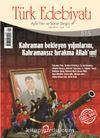 Türk Edebiyatı Aylık Fikir ve Sanat Dergisi Eylül 2016 Sayı 515