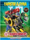 Transformers Yapıştır Oyna