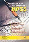 KPSS 2006 Öğretmen Adayları İçin Geniş Konu Anatımlı